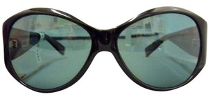 Oliver Peoples OP COQUETTE Classic Black Large Sun w/Gray Polar Lens