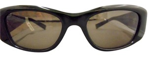 Oliver Peoples OP MOFFIT Classic Black Sun w/Gray Lenses Made Japan