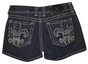 Miss Me Mini/Short Shorts Blue