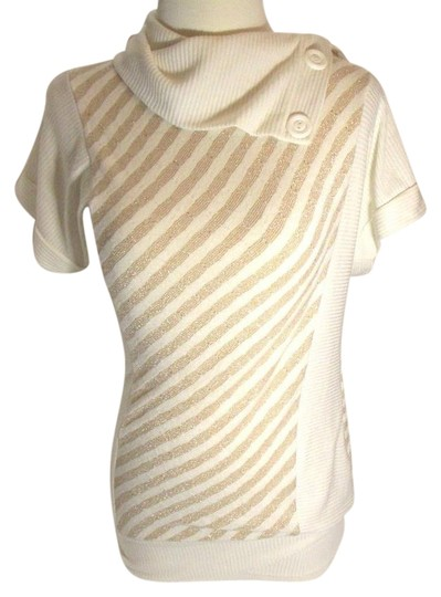 aa3debb2b31 Arden B. Creme Gold Sweater Dress best - sveinstrand.no