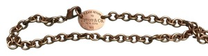 Tiffany & Co. Return To Tiffany Necklce