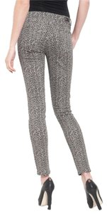 Paige Denim Animal Print Skinny Jeans