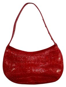 Nancy Gonzalez Satchel in Red