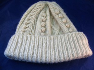 Other Hand Made (Knitted) Woman's Winter Hat