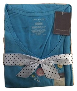 Laura Scott Women's Two Piece Pajama Set Size Large by Laura Scott