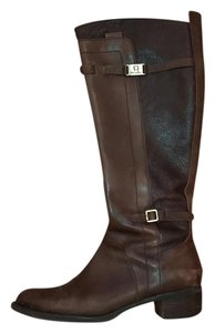 Etienne Aigner Riding Winter Brown Boots
