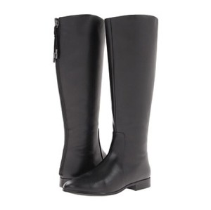 Calvin Klein Sleek Winter Comfortable Black Boots