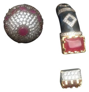 Antique from iran Beautiful red ruby