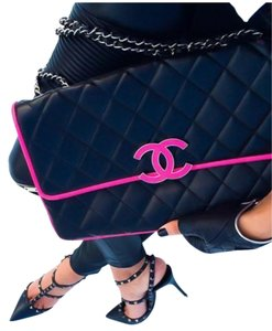 Chanel Flap Rare Limited Edition Shoulder Bag
