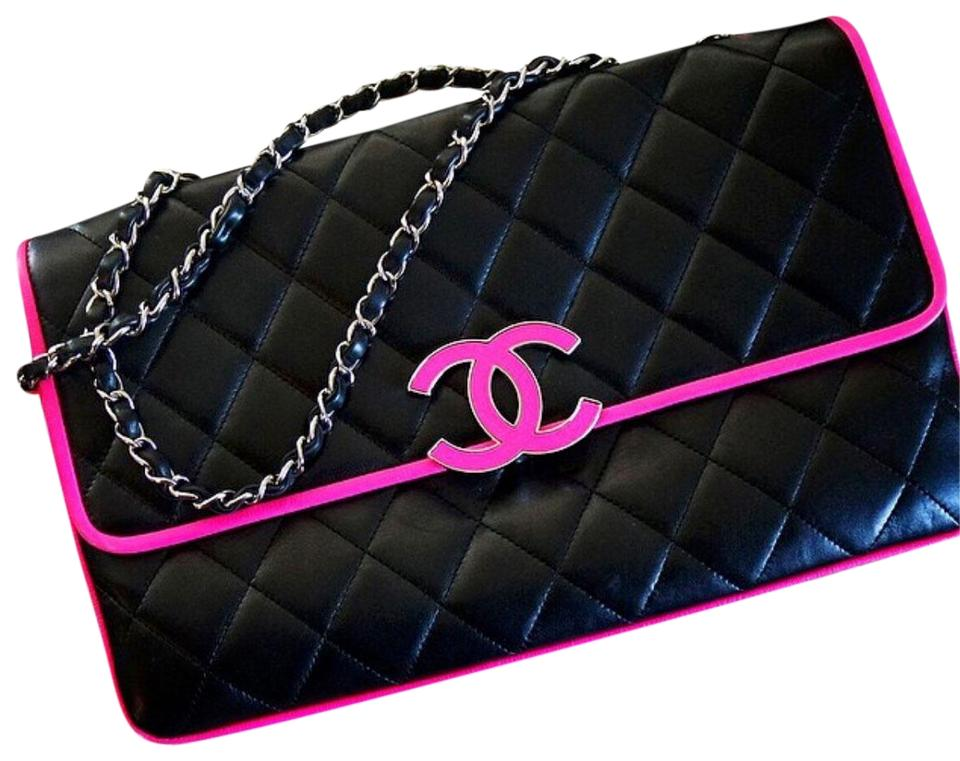 78de1571426773 Chanel Classic Flap Cruise Collection Rare Penelope Limited Edition ...
