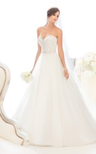 Essense Of Australia D1629 Wedding Dress