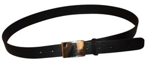 J.Crew J. Crew Gold Buckle Belt