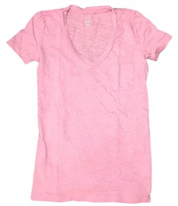 J.Crew Casual Comfortable Soft T Shirt Pink