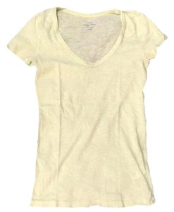 J.Crew Comfortable Soft Casual T Shirt Lime green