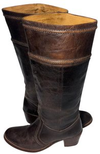 Frye 77231 Jane Jane 14 L Size 8 Women Size 8 Brown Boots