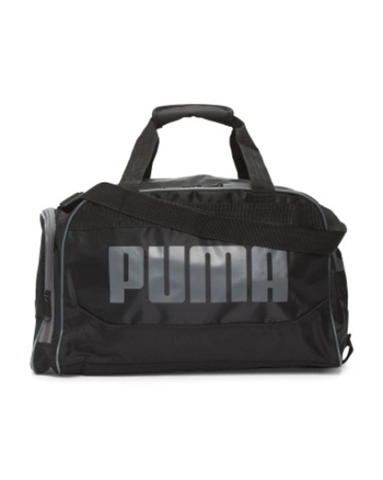 74d0ef250eab95 Puma Duffel Sport Gim Black Travel Bag | Weekend/Travel Bags on Sale