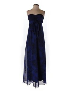 Dark Blue Maxi Dress by Fire