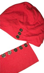 Tory Burch Hat and Gloves