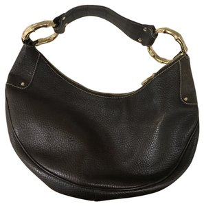 Gucci hobo chocolate brown bag Hobo Bag