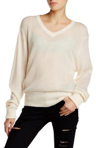 Wildfox Couture White Label Sheer Oversized Sweater