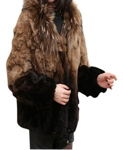 Weixian Top Fur Fur Coat