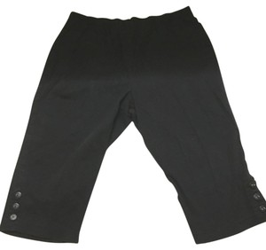 White Stag Capri/Cropped Pants Black