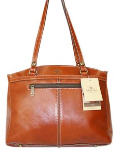 Patricia Nash Designs Leather Tote Shoulder Bag