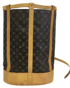 Louis Vuitton Lv Randonee Gm Monogram Backpack