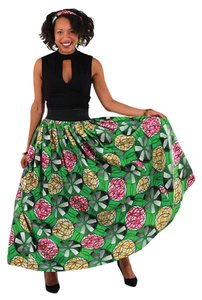 Boutique 9 African Maxi Skirt