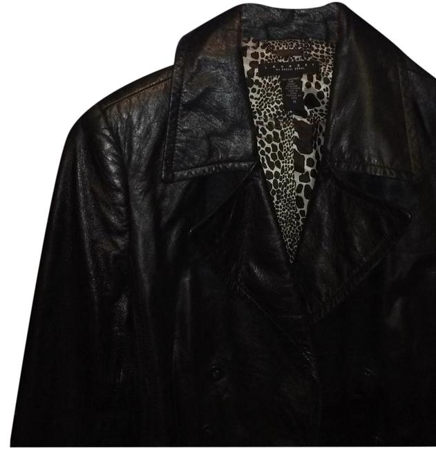 Preload https://item4.tradesy.com/images/laundry-by-shelli-segal-black-cropped-leather-jacket-size-10-m-19993413-0-1.jpg?width=400&height=650