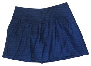 Old Navy Mini Skirt Blue