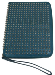 Christian Louboutin Cris Case Calf Paris/ Spikes BL5A