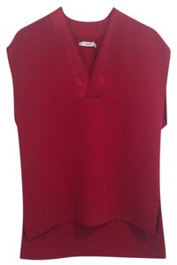 Vince Top Red