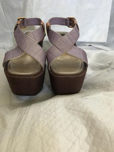 Louis Vuitton Sandal Lilac Brown Sandals