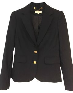 Tory Burch Midnight Blue Blazer