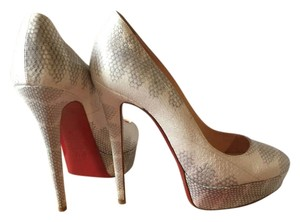 Christian Louboutin Bianca 140 Watersnake Bianca watersnake Pumps