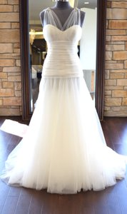Amsale Delancy Wedding Dress