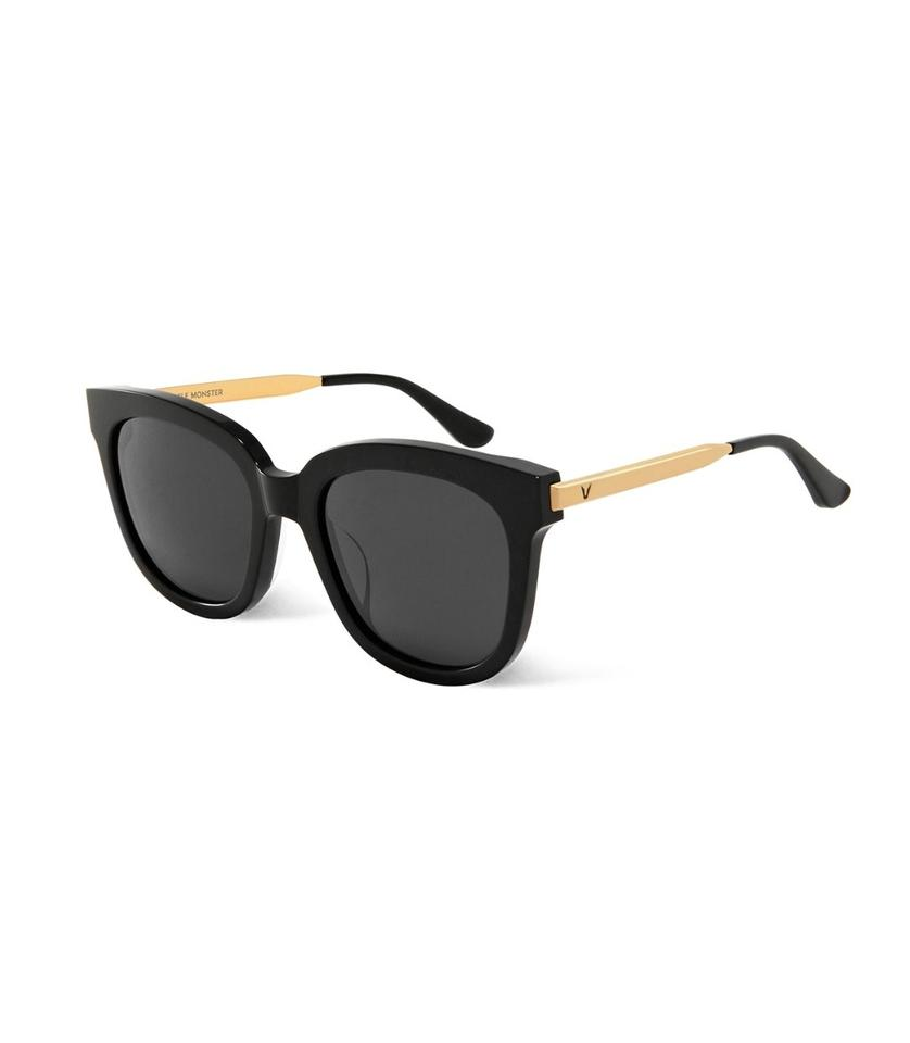 a5b21b94f0 Gentle Monster NWT AUTHENTIC GENTLE MONSTER ABSENTE 01 GOLD SUNGLASSES  Image 0 ...