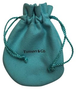 Tiffany & Co. Tiffany & Co. Suede Drawstring Jewelry Pouch