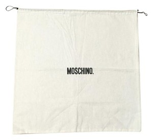 Moschino New dust bag