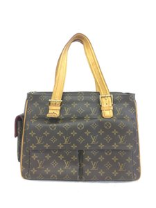 Louis Vuitton Lv Multipli Cite Monogram Canvas Shoulder Bag