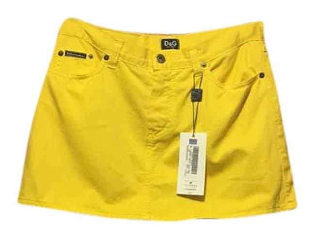 Item - Yellow Skirt Size 6 (S, 28)