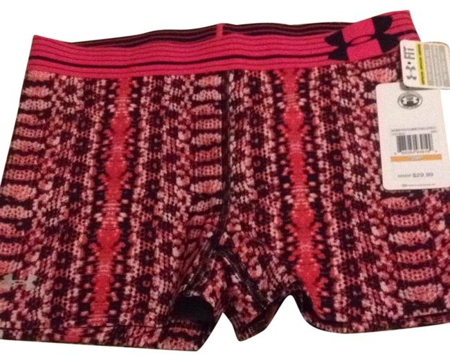 Preload https://item5.tradesy.com/images/under-armour-pink-and-black-1257804-activewear-shorts-size-4-s-27-19995209-0-1.jpg?width=400&height=650
