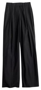 J.Crew Wide Leg Pants Black