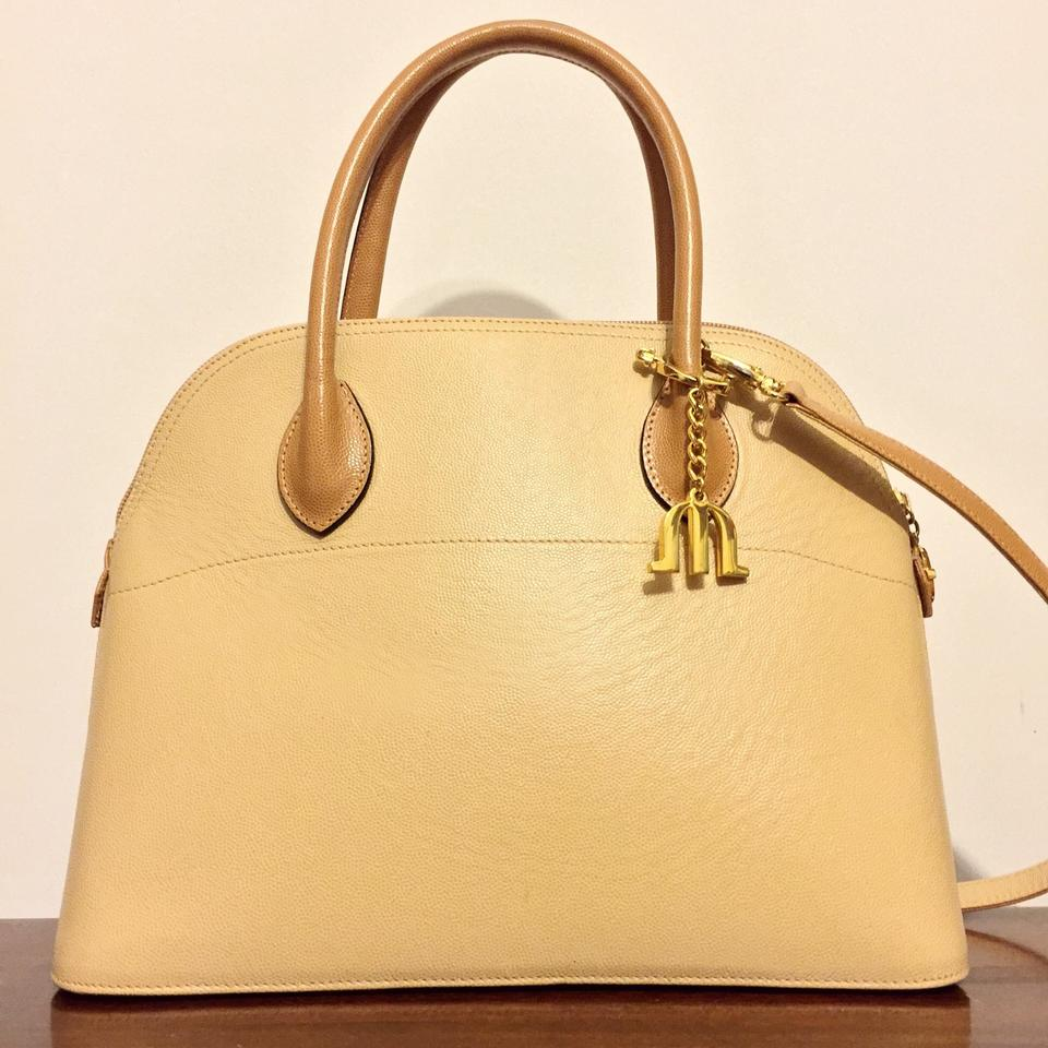 Maurice Lacroix Satchel In Yellow 1234567891011