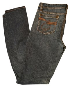 SO Classic Straight Leg Jeans-Medium Wash