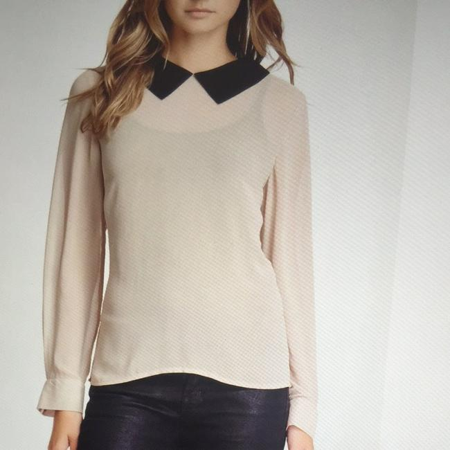 Sugarlips Top Light Taupe Black