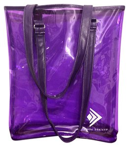 Silpada Tote in Purple