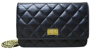 Chanel Crossbody Leather Reissue Shoulder Bag