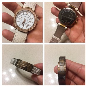 Michael Kors Two Michael kors items. Watch and bracelet